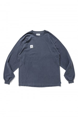 Wtaps HOME BASE / LS / COTTON (211ATDT-CSM07)