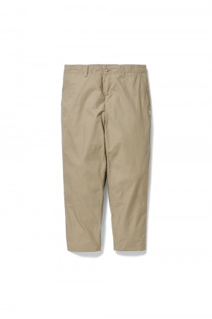 Wtaps FAIRWAY / TROUSERS / COTTON. WEATHER (211BRDT-PTM02)