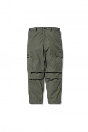 Wtaps JUNGLE STOCK / TROUSERS / COTTON. RIPSTOP (211WVDT-PTM02)