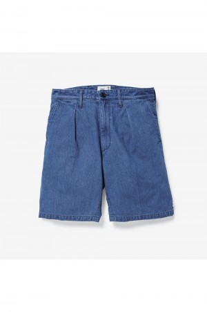 Wtaps TUCK 01 / SHORTS / COTTON. DENIM (211WVDT-PTM06)