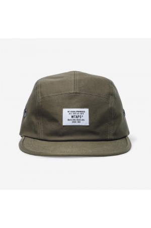 Wtaps T-5 01 / CAP / COTTON. SATIN (211HCDT-HT01)