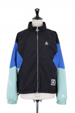 LEGENDA STARTER Black Label×LEGENDA Nylon Blouson -BLACK/BLUE (LEJ237)
