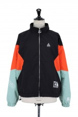 LEGENDA STARTER Black Label×LEGENDA Nylon Blouson -BLACK/ORANGE (LEJ237)