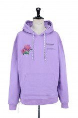 LEGENDA Just the Beginning Rose Hoodie -LAVENDER(LEC1002)