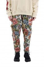 LEGENDA Govelin Weave Pants -MULTI 1(BEIGE) (LEP206)
