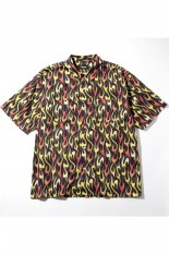 Masses SHIRTS S/S FIRE / RED