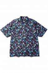 Masses SHIRTS S/S FIRE / BLUE