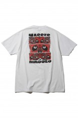 Masses T-SHIRTS S/S AMORPHO / WHITE