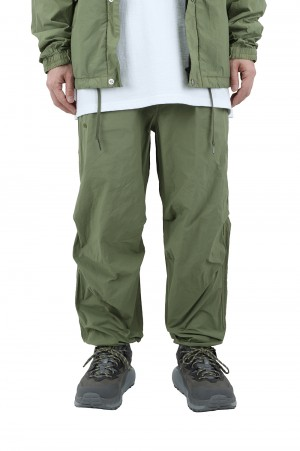 The North Face Purple Label - Men - Garment Dye Mountain Wind Pants - Khaki (NP5101N)