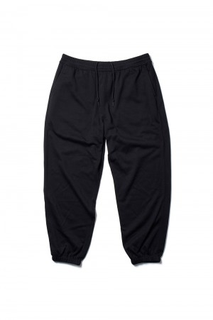 DAIWA PIER39 Tech Sweat Pants - BLACK (BP-34021)
