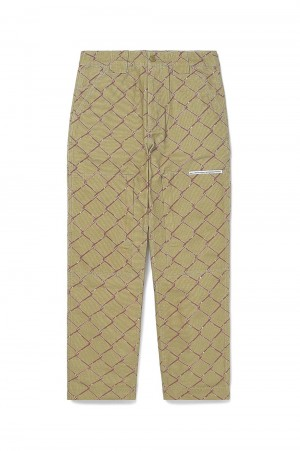 Thisisneverthat Carpenter Pant / Fence(TN21SPA006)