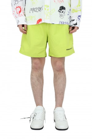 Thisisneverthat Jogging Short/Lime(TN21SSO008)
