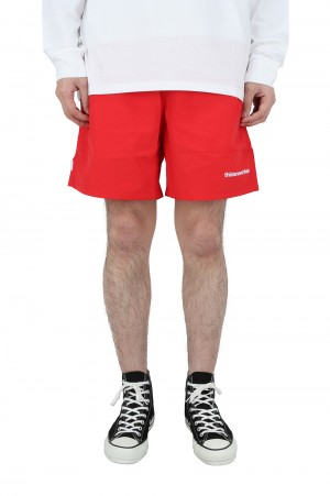 Thisisneverthat Jogging Short/Red(TN21SSO008)