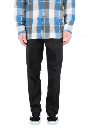 SEQUEL CHINO PANTS / BLACK (SQ-21SS-PT-03)