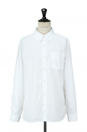 SEQUEL SHIRT / WHITE (SQ-21SS-SH-01)