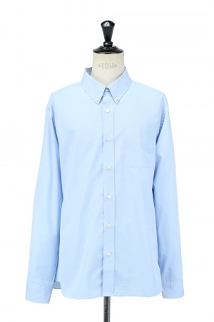 SEQUEL SHIRT / SAXE BLUE (SQ-21SS-SH-01)