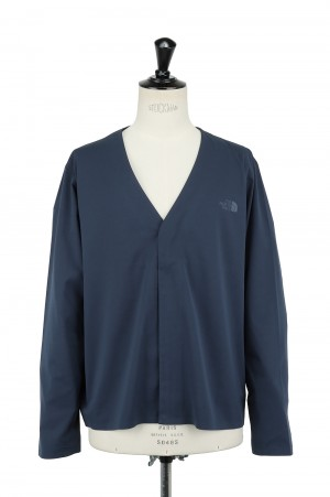 The North Face - Men - Tech Lounge Cardigan - URBAN NAVY (NT11961)