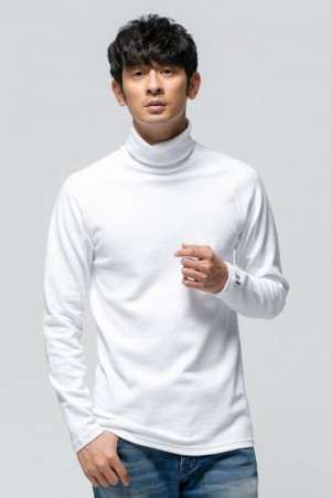 Hollywood Ranch Market STRECH FRIES TURTLE NECK LS (700025018)
