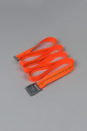 Off-White INDUSTRIAL BELT ORANGE(OMRB012S186470081900)