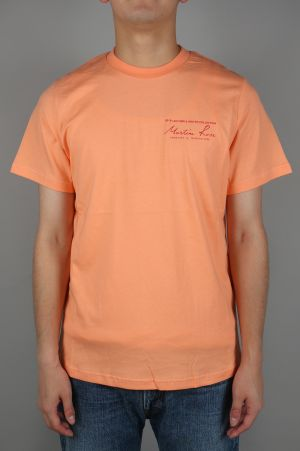 Martine Rose CLASSIC SS T-SHIRT / PEACH(MRAW17506)