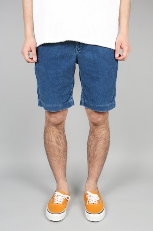 Remi Relief -Men- sulfurization corduroy shorts (RN3009 SDA)