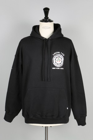Richardson Strawberry Teamster Hoodie Black(SS18003)