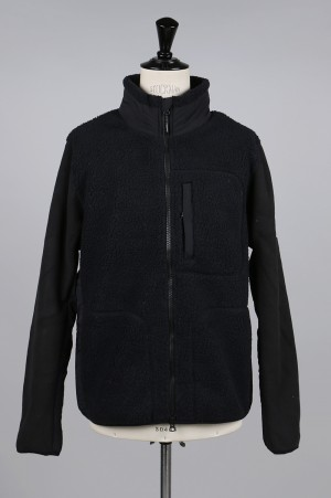 Cape Heights -Men- CANTY FLEECE - BLACK (CHM211412218)