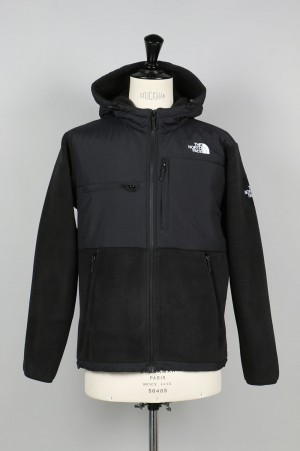The North Face -Men- DENALI HOODIE  - BLACK (NA71832)