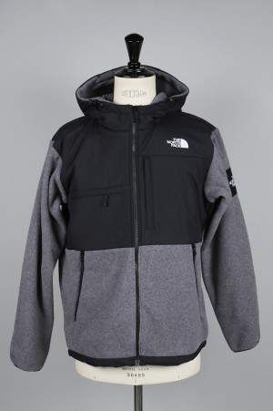 The North Face -Men- DENALI HOODIE - MIX GRAY (NA71832)