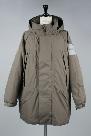 Wild Things MONSTER PARKA - LEAF (WT18104N)