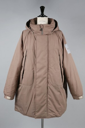 Wild Things MONSTER PARKA - TAUPE (WT18104N)