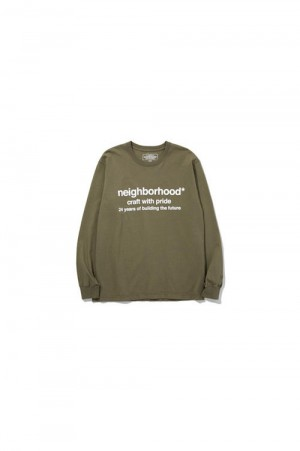 Neighborhood FUTURE / C-TEE . LS (182PCNH-LT04)