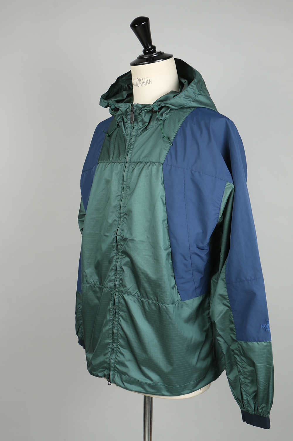 Mountain Wind Parka - FOREST GREEN (NP2852N ...