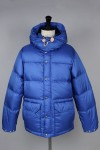 Polyester Ripstop Sierra Parka - ROYAL BLUE (ND2869N)