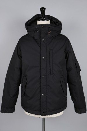 The North Face Purple Label -Men- 65/35 Mountain Short Down Parka - BLACK (ND2871N)
