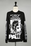 RE_BIRTH LS TEE/BLACK(1339/C)