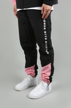 Human With Attitude OFF ROAD PANT/PINK
