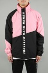 Human With Attitude OFF ROAD JACKET/PINK
