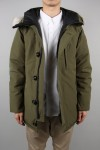 Canada Goose - Men - 【Japan Exclusive】JASPER PARKA - MILITARY GREEN (3438JM)