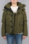 RUSSELL PARKA - MILITARY GREEN (2301JM)