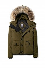 Canada Goose - Men - 【Japan Exclusive】RUSSELL PARKA - MILITARY GREEN (2301JM)