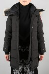 【Japan Exclusive】MACKENZIE PARKA -BLACK-(2302JL)