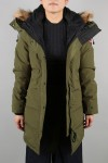 【Japan Exclusive】MACKENZIE PARKA -MILITARY GREEN-(2302JL)