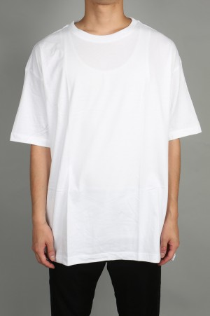 Hanes × Karla -Men- THE ORIGINAL - WHITE