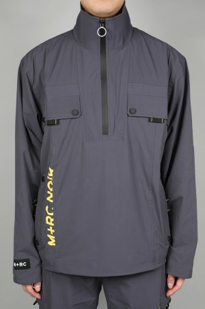 M+RC Noir TACTICAL JACKET GREY