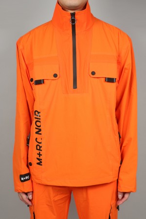 M+RC Noir TACTICAL JACKET ORANGE