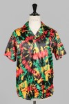 Cougar Multi Hawaiian Shirt Short Sleeve