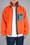 RETRO FLEECE JACKET / ORANGE(18EL-AW-18)