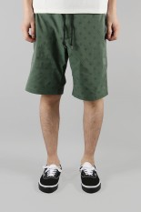 John Elliott Board Shorts -OLIVE DOT(2920600059)