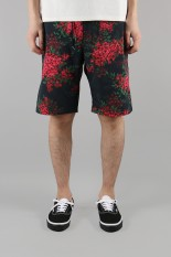 John Elliott Board Shorts -BLACK BOUGAINVELLEA(2920600059)